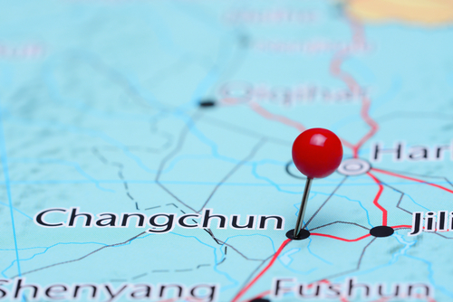 Changchun, Jilin