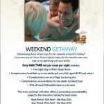 Weekend Getaway at Hilton Wuhan Optics Valley