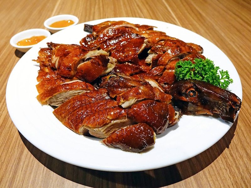 Chinese Roast Duck Ico...