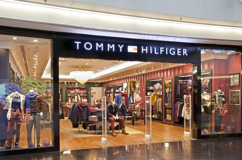 Tommy Hilfiger in Shenzhen
