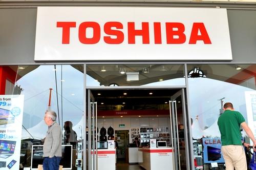 Toshiba retail