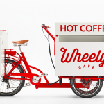 Sweden's Wheelys Starts Trial Operation Of Unmanned Convenience Store In Shanghai